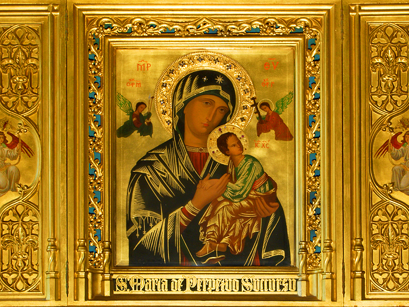 Our Mother Of Perpetual Help 150 years of Making Her Known  1866 – 2016