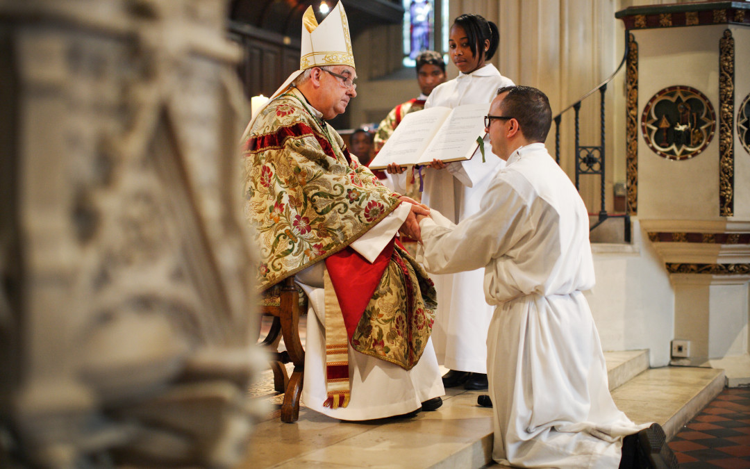 Br Peter Morris CSsR was ordained to the Diaconate on Sunday 14th June 2015
