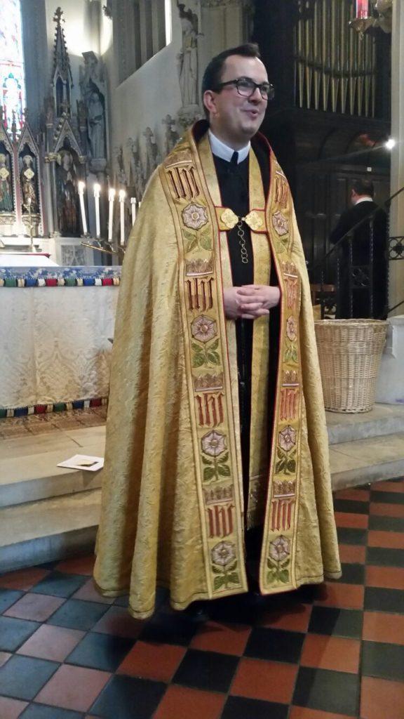 Fr Peter Morris CSsR